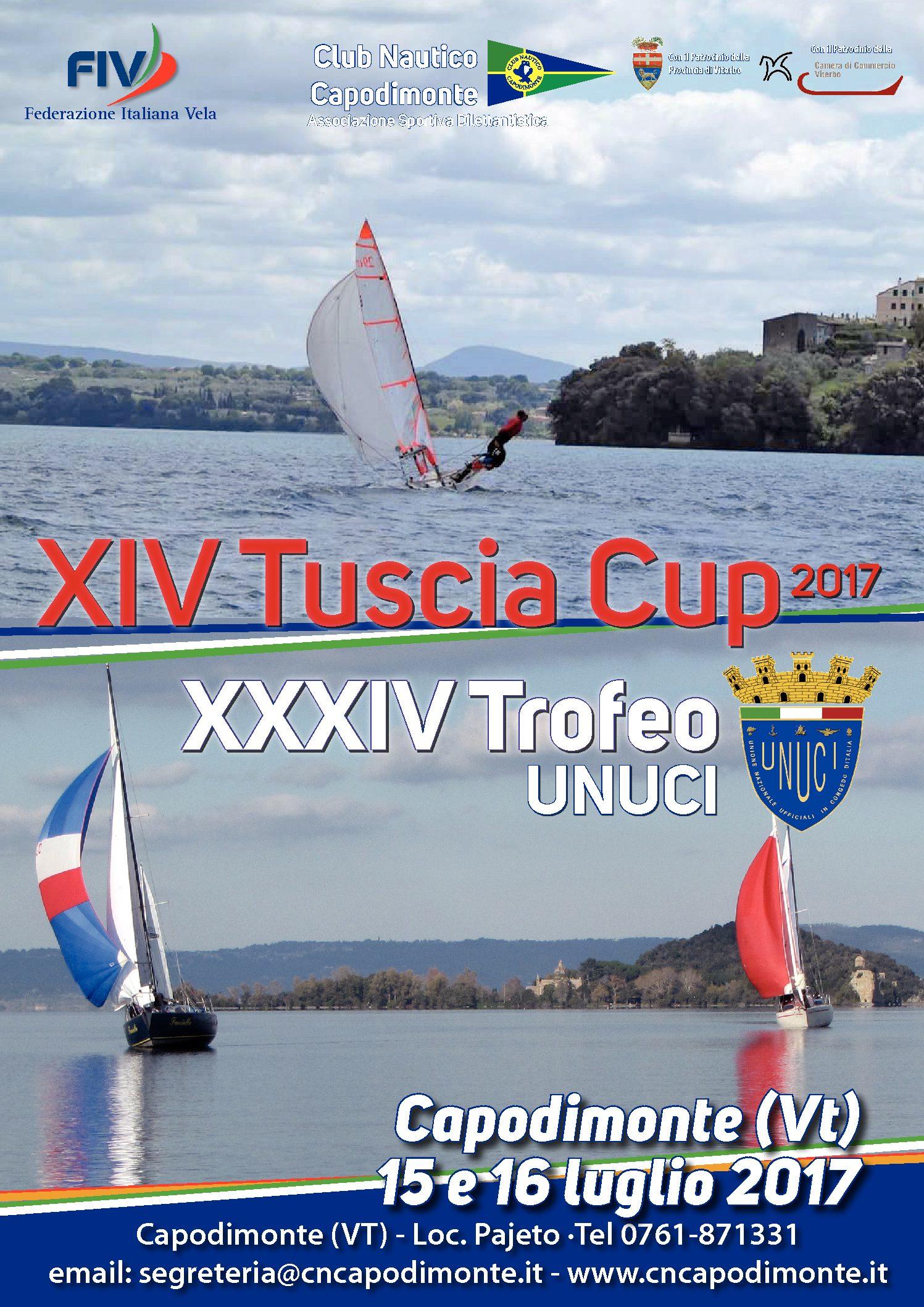 XIV Tuscia Cup e XXXIV Trofeo Unuci 15-16