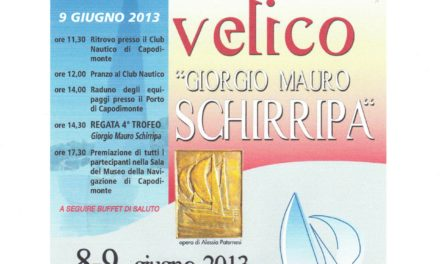 """4^ Trofeo """"Giorgio Mauro Schirripa"""""""