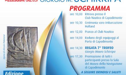 "Trofeo Velico ""G. M. Schirripa"" – 5 giugno 2016"